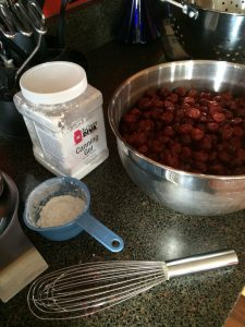 Cherries with Canning Gel The Canning Diva