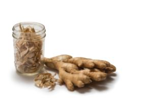 Dehydrated Gingerroot with The Canning Diva