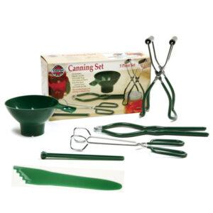 canning 6pc utensil set