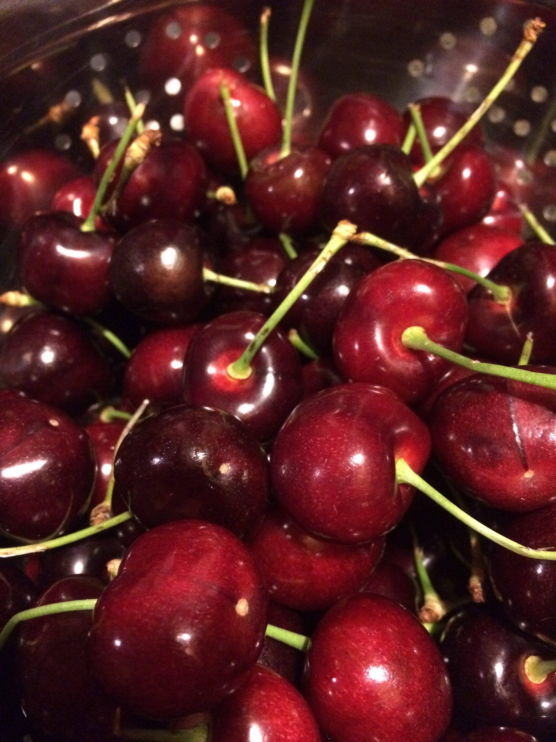 washington cherries canbassador - The Canning Diva